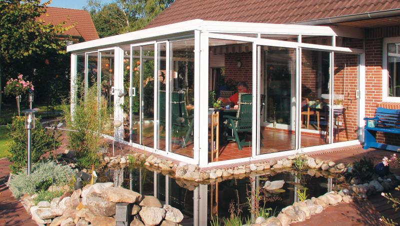 Wintergarten Gewachshauser Von Inter Glas
