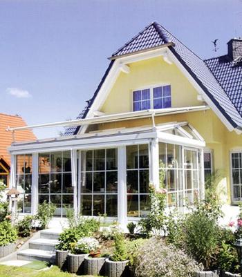 Wohnraum Wintergarten Inter Glas