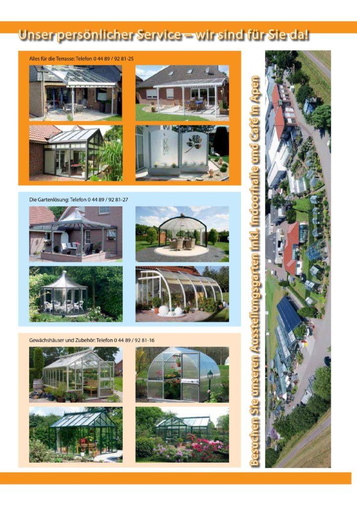 Wintergarten Terrasse Planen Inter Glas